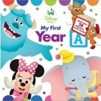 Disney Baby: My First Year (Board Book)
