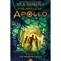 The Trials of Apollo #3: The Burning Maze