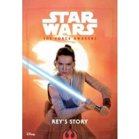 Star Wars The Force Awakens: Rey's Story (eBook)