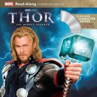 Marvel: Thor Read-Along Storybook and CD