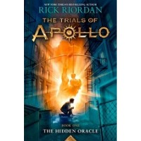 The Trials of Apollo #1: The Hidden Oracle