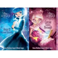 Star Darlings: Vega and the Fashion Disaster (#4) and Cassie Comes Through (#6)