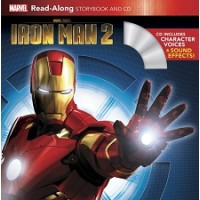 Marvel: Iron Man 2 Read-Along Storybook and CD