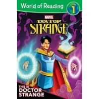 Marvel: This is Doctor Strange (World of Reading, Level 1)