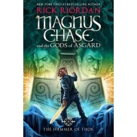 Magnus Chase and the Gods of Asgard #2: The Hammer of Thor (Paperback)