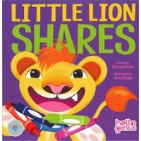 Little Lion Shares (First Book Special Edition)