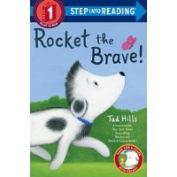 Rocket the Brave! (Step into Reading, Level 1)