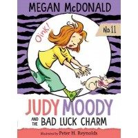 Judy Moody #11: Judy Moody and the Bad Luck Charm