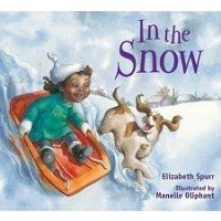 In the Snow (Board Book)