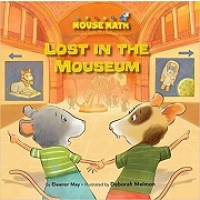 Mouse Math: Lost in the Mouseum