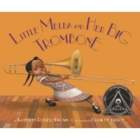 Little Melba and Her Big Trombone (eBook)