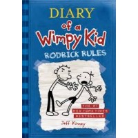 Diary of a Wimpy Kid #2: Rodrick Rules (ebook)