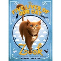 The Five Lives of Our Cat Zook (ebook)