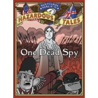 Nathan Hale's Hazardous Tales #1: One Dead Spy (ebook)