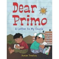 Dear Primo: A Letter to My Cousin (ebook)