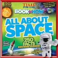 Time For Kids: Book of How: All About Space