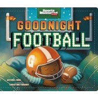 Goodnight Football (Board Book)