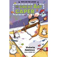 Pets on the Loose! #2: The Great Art Caper