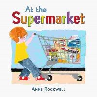 At the Supermarket (Board Book)