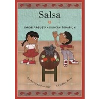 Salsa: Un poema para cocinar / A Cooking Poem (Bilingual, English/Spanish)