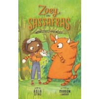 Zoey and Sassafras #2: Monsters and Mold (First Book Special Edition)