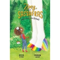 Zoey and Sassafras #6: Unicorns and Germs (First Book Special Edition)