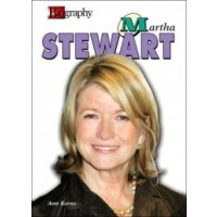 A&E Biography: Martha Stewart