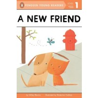 A New Friend (Penguin Young Reader, Level 1)