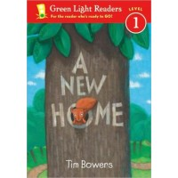 A New Home (Green Light Readers, Level 1)