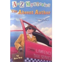A to Z Mysteries #1: The Absent Author
