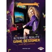STEM Trailblazer Bios: Alternate Reality Game Designer Jane Mcgonigal