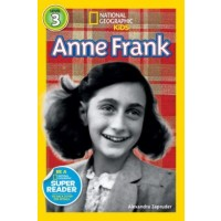 Anne Frank (National Geographic Readers, Level 3)