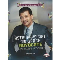 STEM Trailblazer Bios: Astrophysicist and Space Advocate Neil Degrasse Tyson