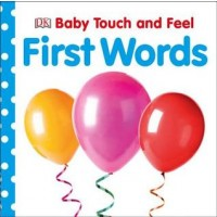 Baby Touch and Feel: First Words (Board Book)