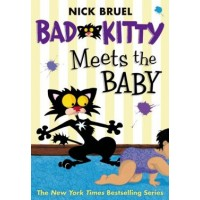 Bad Kitty Meets the Baby (*Carton of 48 Paperbacks)