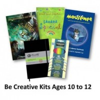 Be Creative Kit (For Ages 10-12)