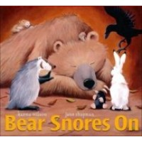 Bear Snores On (Board Book)