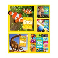 National Geographic First Big Book Of … Collection (30 Hardcovers)