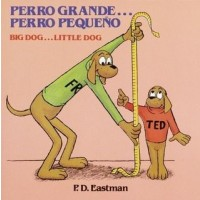 Big Dog … Little Dog / Perro grande … perro pequeño (Bilingual, English/Spanish) (*Carton of 96 Paperbacks)
