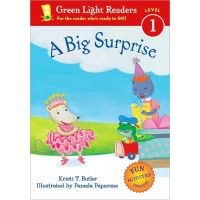 A Big Surprise (Green Light Readers, Level 1)
