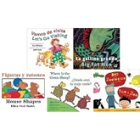 Bilingual Beginning Concepts Collection (50 Board Books)