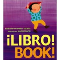 ¡Libro! / Book! (Bilingual Board Book, English/Spanish)