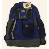 Backpack: Junior High Style, Navy