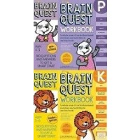 The Ultimate Pre-K-K Brain Quest Deck & Workbook Collection