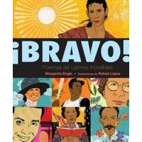 ¡Bravo! Poemas sobre Hispanos extraordinarios (Bravo! Poems About Amazing Hispanics, Spanish Edition)