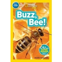 Buzz, Bee! (National Geographic Readers, Level Pre-Reader)