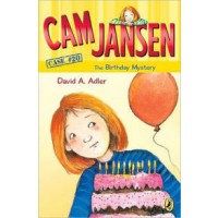 Cam Jansen #20: The Birthday Mystery