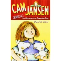Cam Jansen #4: The Mystery of the Television Dog