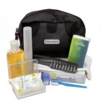 Child Hygiene Kit in a Toiletry Case
