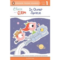 Clara and Clem in Outer Space (Penguin Young Readers, Level 1)